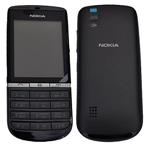 PRODUCT : #NOKIA ASHA 300 (ARABIC + ENGLISH KEYPAD) FACTORY UNLOCKED 3G CELL PHONE COLOUR : GRAPHITE NV LEVANT MEMORY : 140MB  MODEL NO : ASHA 300 SIMCARD TYPE :...