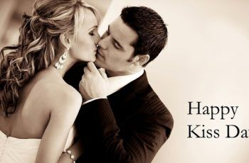 Happy Kiss Day Quotes 2018 For Boyfriend, Girlfriend, Husband, Wife,