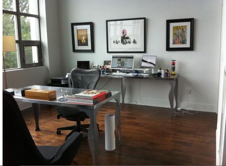 Marvelous Escritório Caseiro Ikea, Projeto De Home Office, Projetos De Escritório,  Mesa Cinza, Truques De Escritório, Móveis Ikea, Idéias Para Mobília