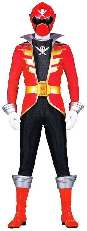 I searched for Power Ranger Super Megaforce troy images on Bing and found this from http://powerrangers.wikia.com/wiki/File:Prsm-red.png