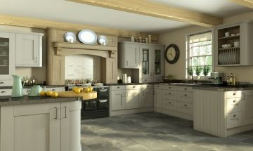 Pronto Oakgrain Kitchen - By BA Components.