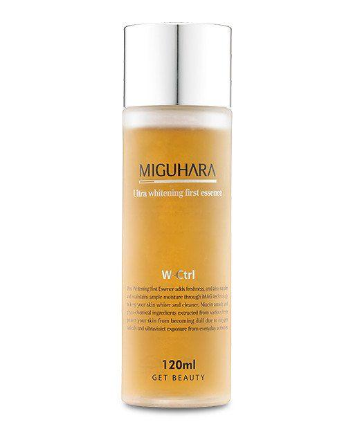 Miguhara Ultra Whitening First Essence   Korean Skincare ...: https://www.pinterest.co.kr/pin/356769601714837217/
