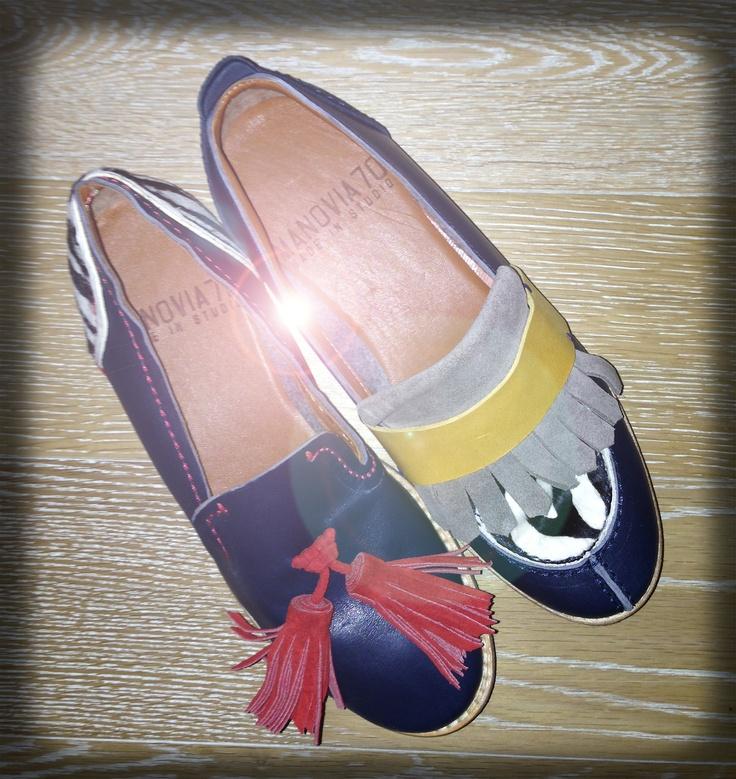 shoe colour