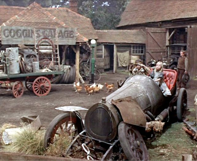 364 best images about chitty chitty bang bang on pinterest for Garage sees automobile
