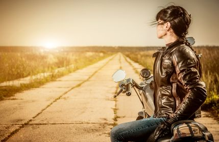 Get Your Motor Running: The 10 Best Motorcycles for Women By WAm on July 8, 2013