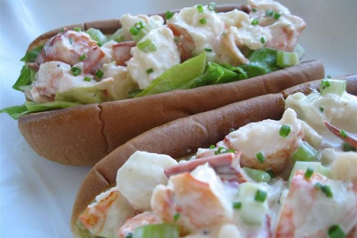 New England Lobster Rolls with Lemon Chive Mayonnaise recipe on Food52