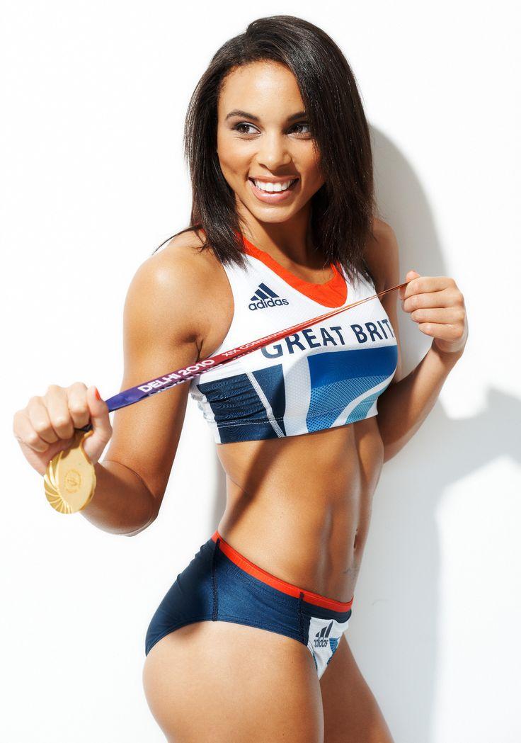 Team GB heptathlete LOUISE HAZEL picks the fitness kit to get you trim - Healthista