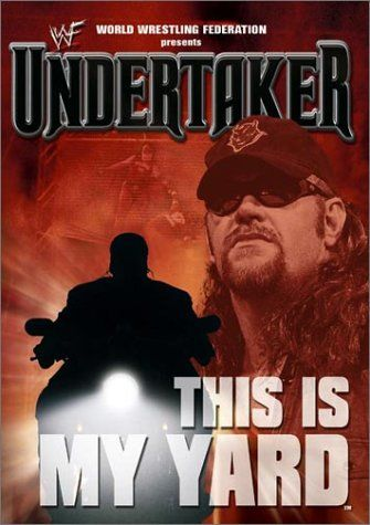 WWE: Undertaker - This Is My Yard WF Home Video http://www.amazon.com/dp/B00005Q4ET/ref=cm_sw_r_pi_dp_1xDcxb157QDZX