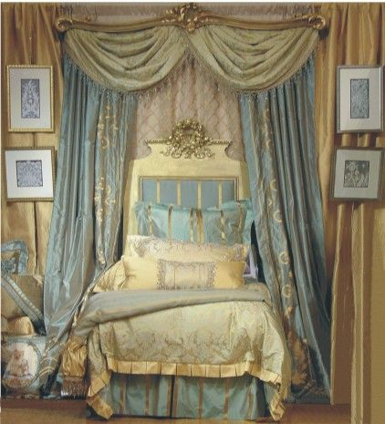 astonishing blue gold bedroom   [MA+bedding+light+blue+and+gold.jpg]   Beautiful Bedrooms ...