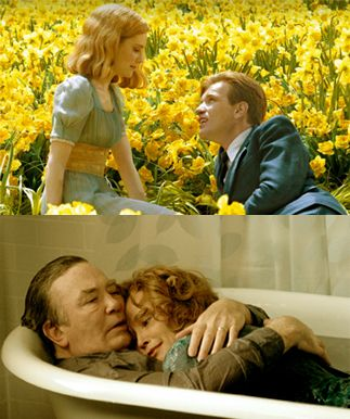 Even looking at this pic makes me weepy, I just LOVE this film... SO MUCH! Big Fish.