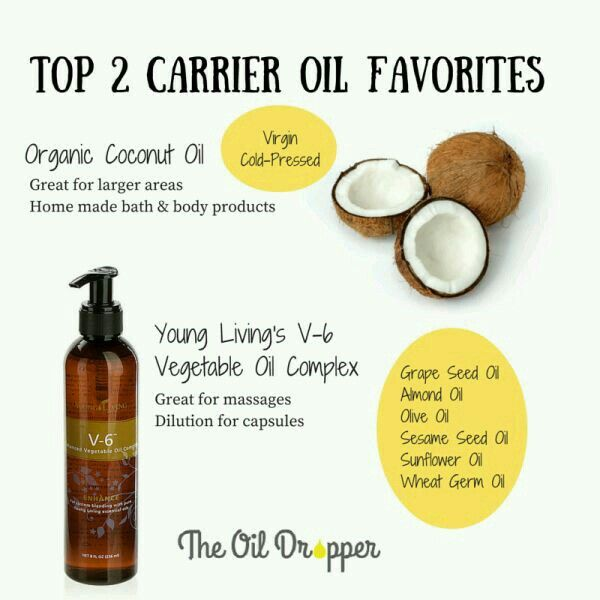 carrier oils for hair. carrier oils for hair
