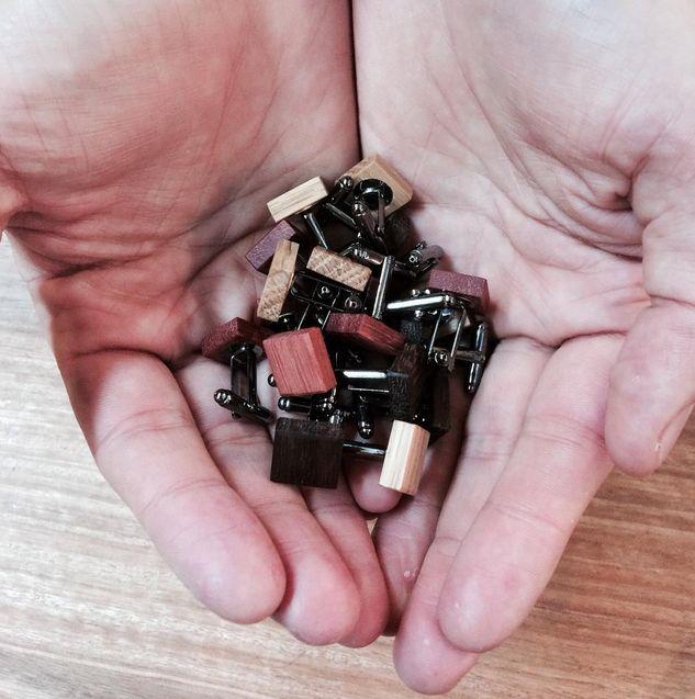 Our popular cufflinks