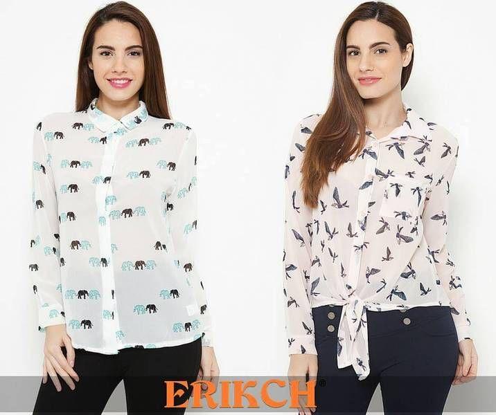 ERIKCH Moda lanza una divertida línea de camisas estampadas - Ediciones Sibila (Prensapiel, PuntoModa y Textil y Moda)