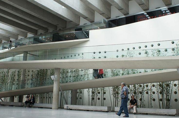 Centro Cultural Palacio la Moneda, Santiago, Chile.