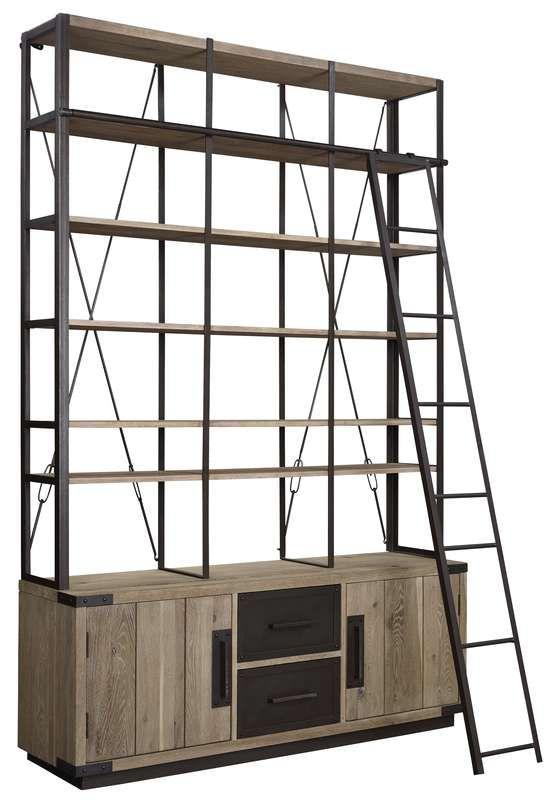 Woonprogramma Salimo combineert karaktervol eikenhout met stoer metalen accenten. Hierdoor heeft het woonprogramma een landelijke en wat industriële uitstraling. De diverse tafelmogelijkheden bieden je een ruime keuze. Salimo combineert prima met diverse woonstijlen en is daardoor een aanvulling en sfeermaker in elk interieur. De binnenkant van de kasten zijn uitgevoerd in onderhoudsvrij en gebruiksvriendelijk melamine.