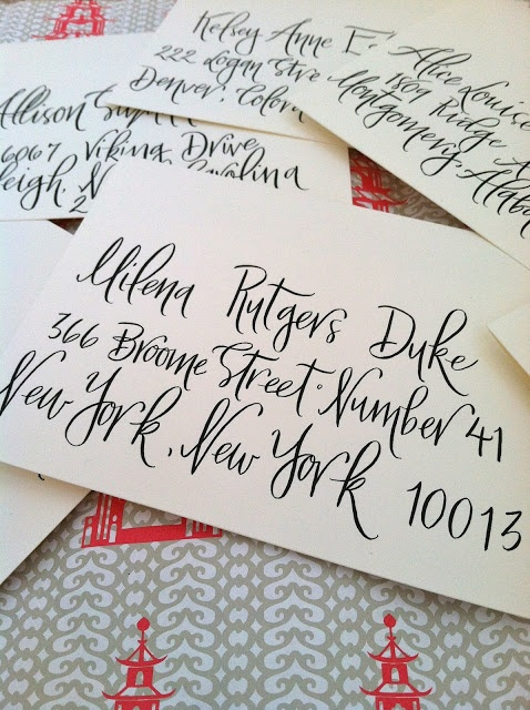 Hardink Calligraphy