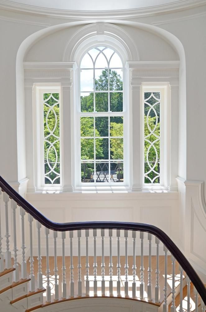 1003 best foyer and stairway images on pinterest entry for Hall window design