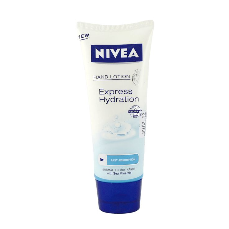 Nivea Express Hydration Fast Absorption Hand Lotion for Normal to Dry