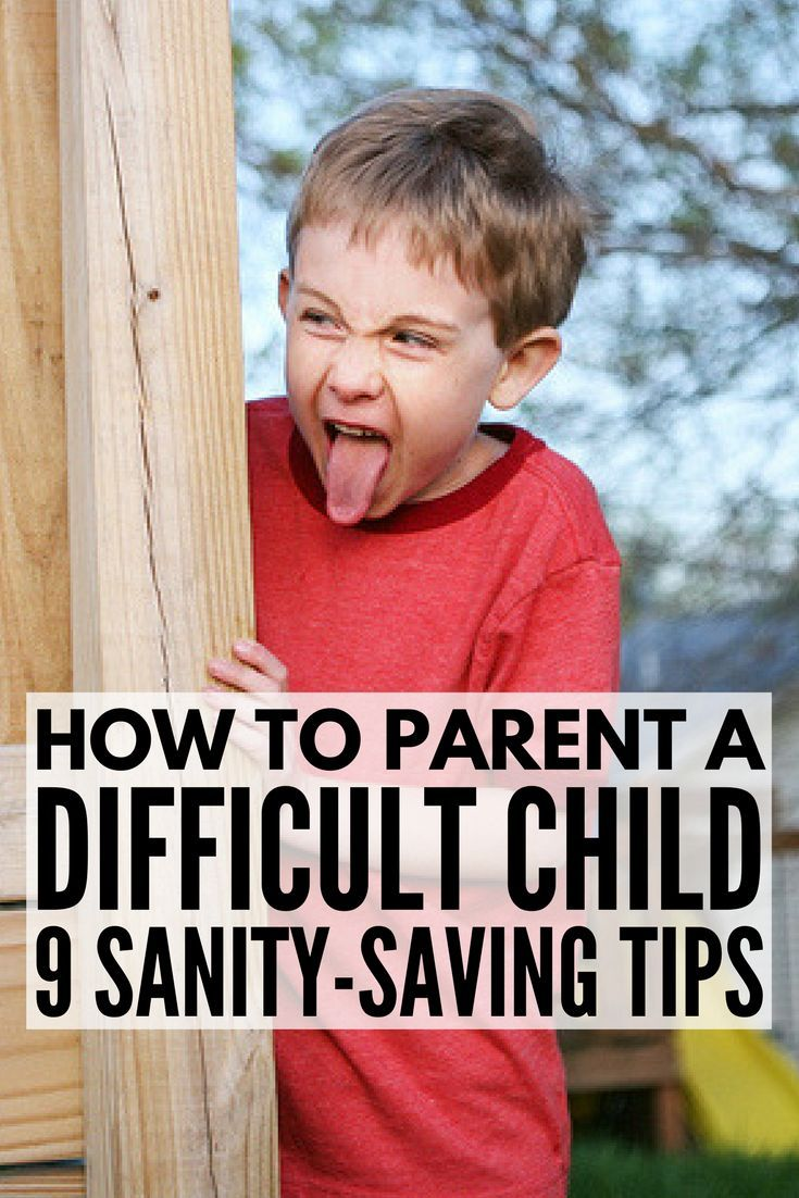 How to Deal with a Difficult Child | Raising a strong-willed child can leave even the most patient mom and teacher feeling frazzled. That's why we're sharing 9 of our best parenting tips for raising difficult children and avoiding power struggles, which work both at home and in the classroom. We've even included some of our favorite articles to teach you how to be a more patient parent. #parenting #parentingtips #parenting101 #powerstruggles #strongwilledchild #patientparent