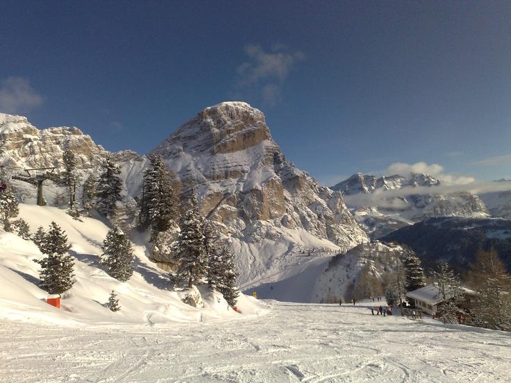 #Dolomiti#AltaBadia#Colfosco