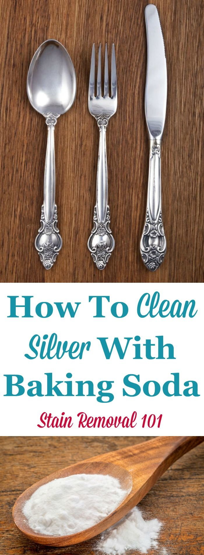 Cleaning Silver With Baking Soda: Cheap & Ecofriendly