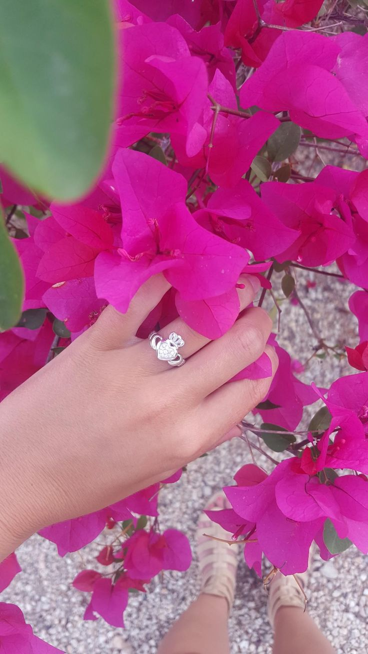 The 43 best Claddagh Rings images on Pinterest | Claddagh rings ...