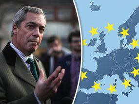 THE Schengen zone must be abolished Nigel Farage has said, hours after the Berlin terror attack suspect was shot dead in Italy.