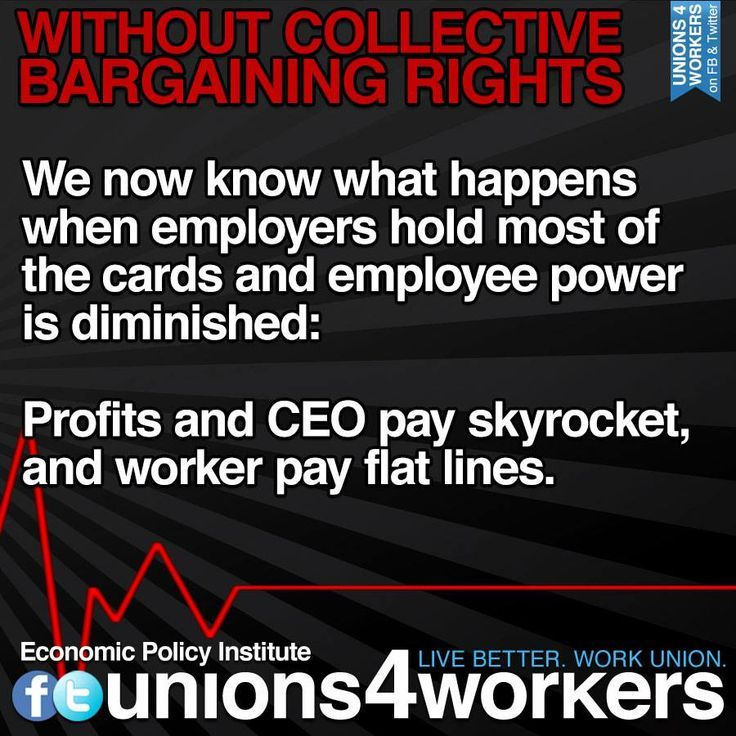 Collective Bargaining Rights... Join a Union, it's the only way to fight bac... - #Funny #Pic - *, Hilarious Meme, Latest Funny Meme