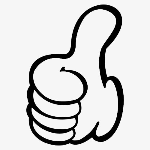 Tilted Thumbs Up Thumb Clipart Black Finger Motivate Others Png Transparent Clipart Image And Psd File For Free Download Mickey Mouse Art Thumbs Up Drawing Clip Art