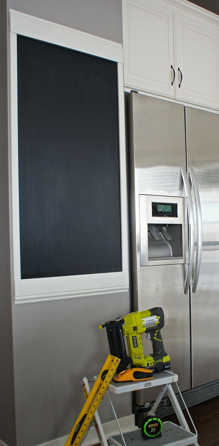 kitchen chalkboard wall the hatched home sony dsc: stand kitchen dsc