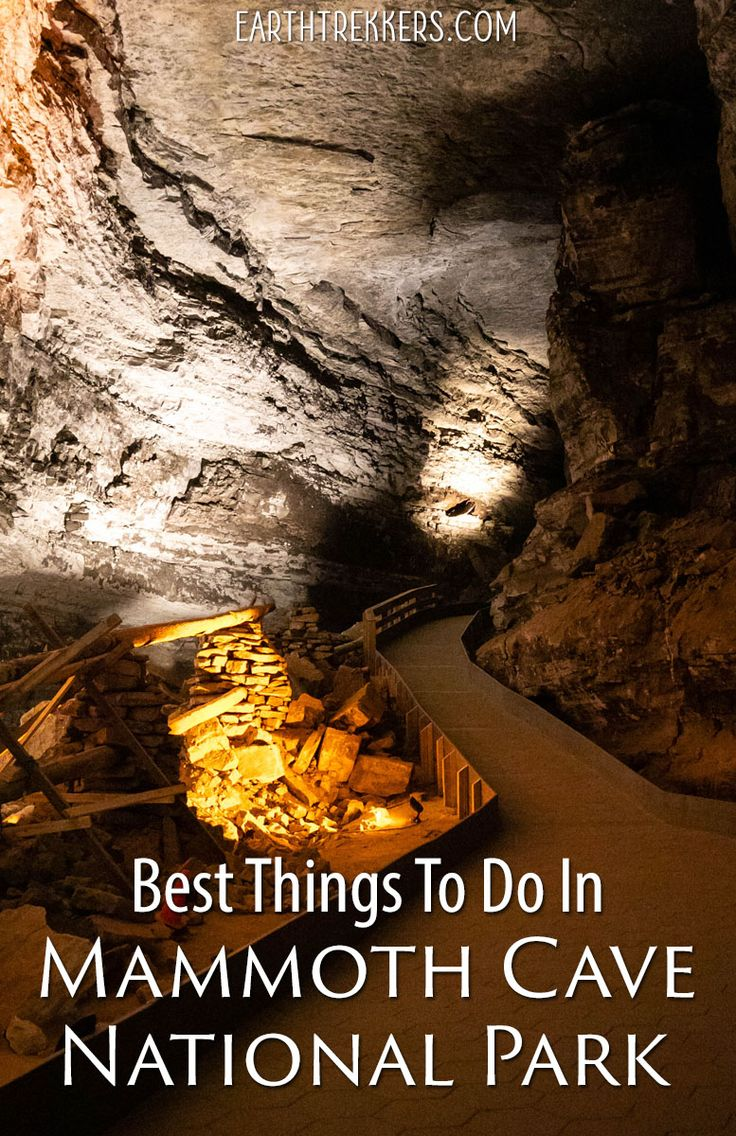 How to Plan Your Visit to Mammoth Cave National Park