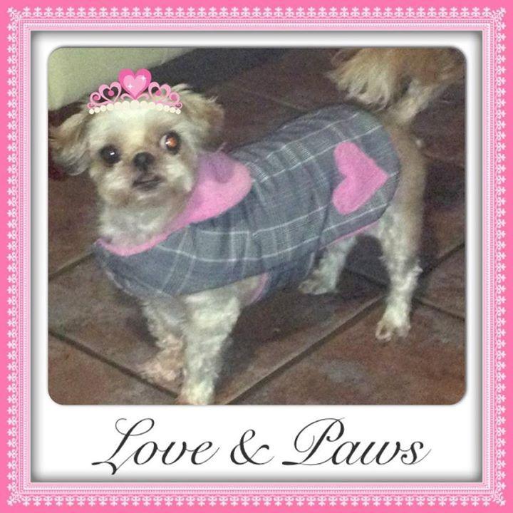 Dog Coat https://www.etsy.com/au/listing/201569536/reversible-dog-coats?