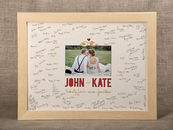 141 best Rustic Wedding Guestbooks images on Pinterest   Rustic ...