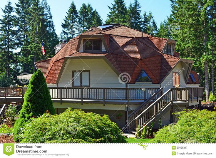 geodome homes | Geodesic Dome House Royalty Free Stock Photography - Image: 20628217