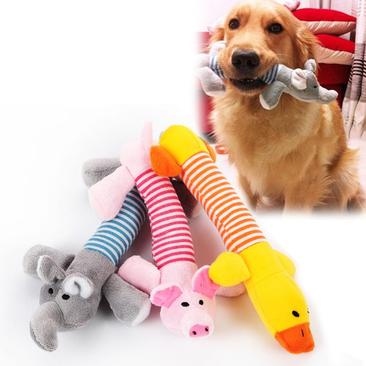 Dog Cat Pet Chew Toys Canvas Durability Vocalization Dolls Bite Toys for Dog Accessories pet dog products High Quality Cute 05