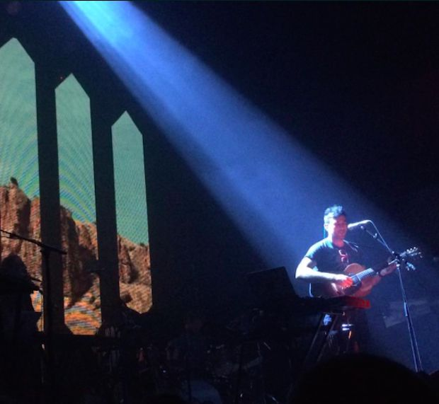 Sufjan Stevens – Colston Hall, Bristol (6th September 2015) – LIVE REVIEW - http://www.gigsoup.co.uk/reviews/gigs/sufjan-stevens-colston-hall-bristol-6th-september-2015-live-review/?utm_content=buffer32cbc&utm_medium=social&utm_source=pinterest.com&utm_campaign=buffer #sufjanstevens