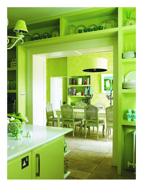 Wow spring green