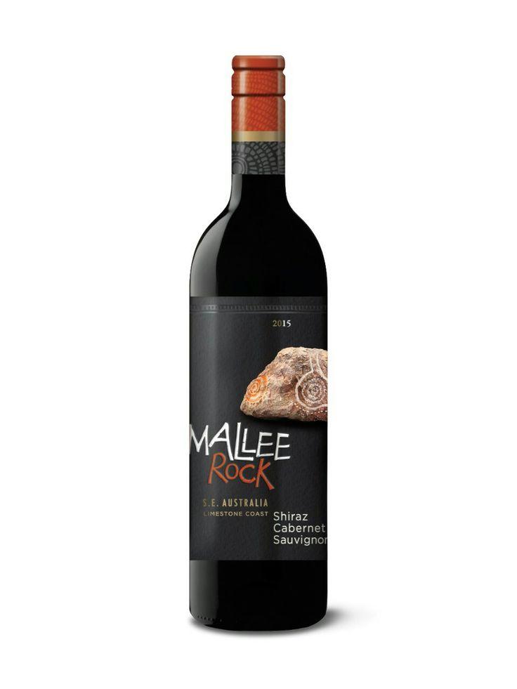 MALLEE ROCK Australian Shiraz Cabernet Sauvignon 14.5%