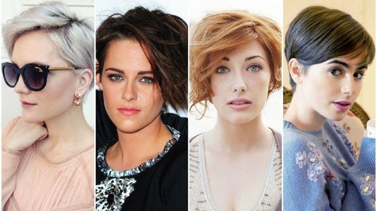 Top Tutorial Headshave - Top 5 Headshave Pixie Cut Women