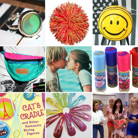285 reasons why being a '90s girl rocked our jellies off.  // Most of this stuff totally makes me miss the 90's - the rest I don't remember