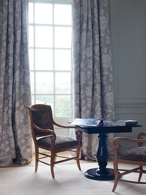 Compton Linens Collection At Colefax And Fowler