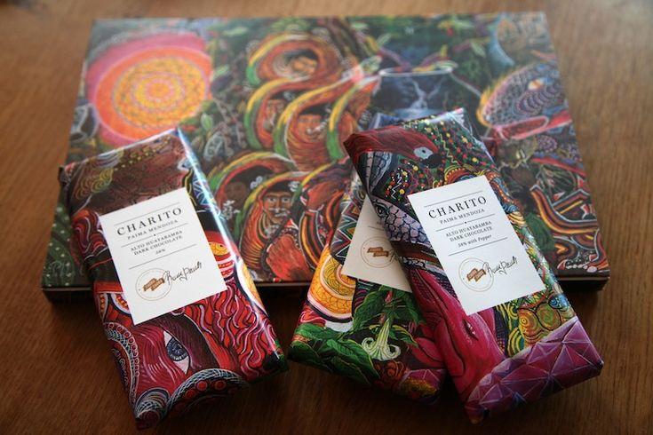 Chocolat Choba choba : du tree to bar révolutionnaire   ATABULA