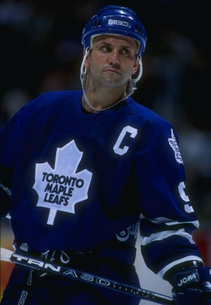 Toronto Maple Leafs History - Doug Gilmour almost led the team to the Stanley Cup Final