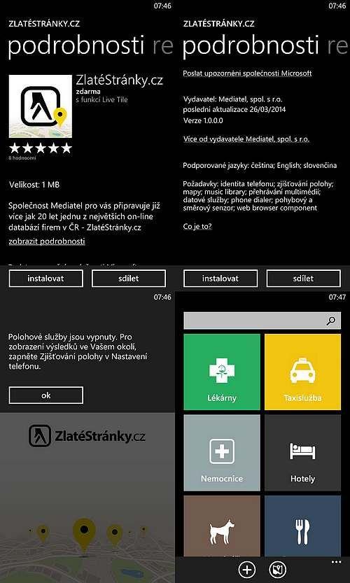 NAPSALI O NÁS - Zlaté stránky nejen pro Windows Phone. http://www.palmserver.cz/modules.php?name=News&file=article&sid=13204 #Mediatelcz #UI #Smartphone #Apps