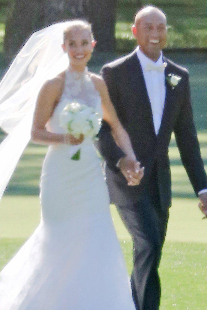 See Hannah Davis and Derek Jeter's Stunning Wedding Pictures!