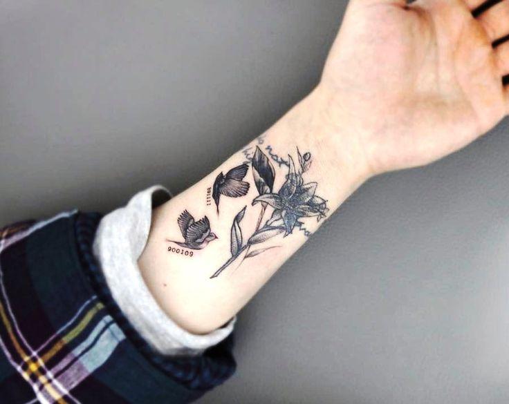 Cool Wrist Tattoo Ideas: Best 25+ Meaningful Wrist Tattoos Ideas On Pinterest