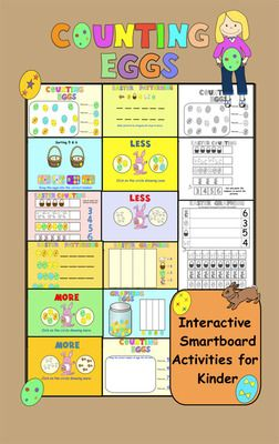 Easter+For+Kinders:+Interactive+Smartboard+Activities+and+Printables+from+Teaching+The+Smart+Way+on+TeachersNotebook.com+-++(15+pages)++-+Easter+Interactive+Smartboard+Activities+for+Kinder
