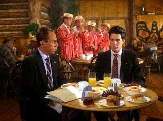 Twin Peaks returning 25 years later from hiatus with 9 episodes on Shotime in 2016. It is set  to be a continuation of the early 1990's drama rather than a remake.