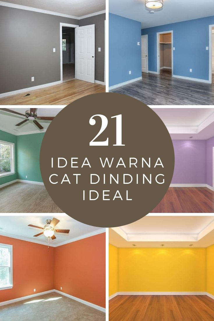 Idea Warna Cat Dinding Ideal In 2021 Ikea Decor Home Deco Home And Living