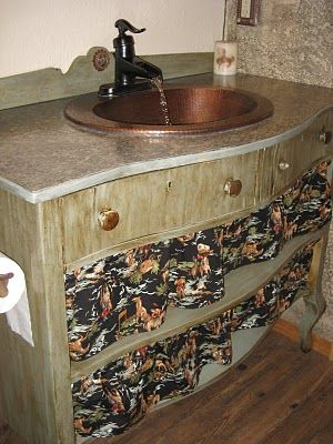 Ranch Style Sink : ... : Ranch House Style, a saddle makers home decor....I love this sink
